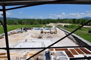 Pogled iz objekta A1